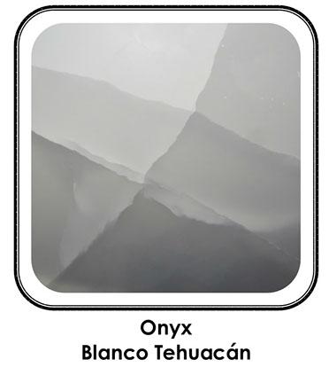 Onyx blanc tehuacan